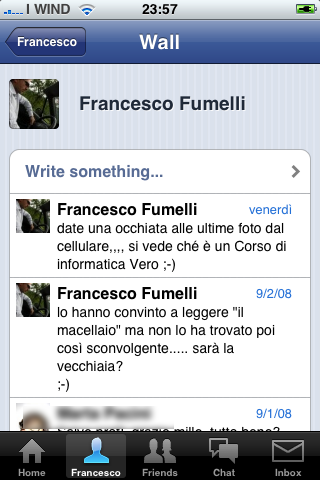 facebook fumelli iphone